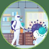 Servicio de Desinfección con Ozono y Nebulización en Bilbao